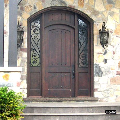 Used Iron Door Grill Designs Interior Wrought Iron Door