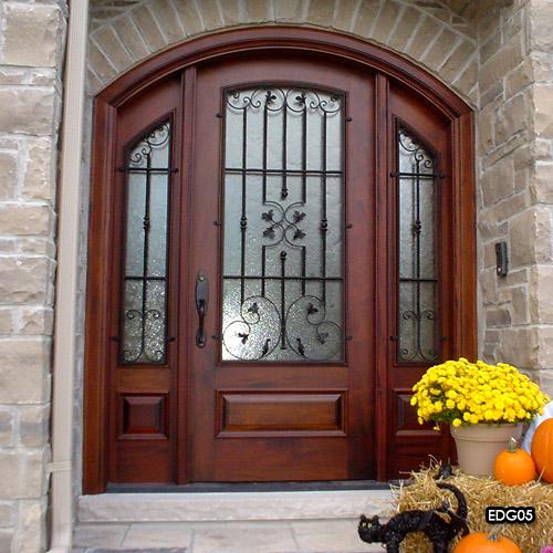 ... Exterior Door Grills