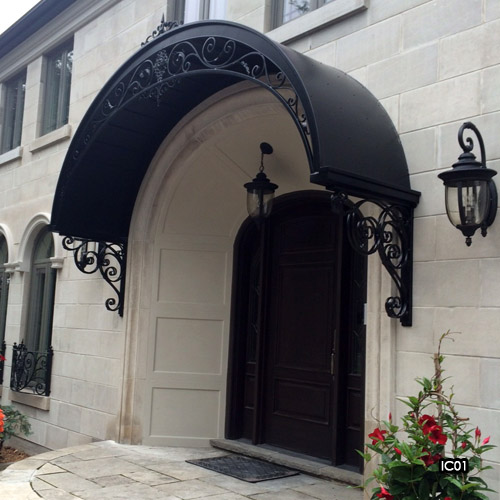 Wrought Iron Canopies ... & Miliano Design Ltd | Wrought Iron Canopies