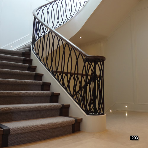 Interior Iron Railings Interior Iron Railings Interior Iron Railings ...