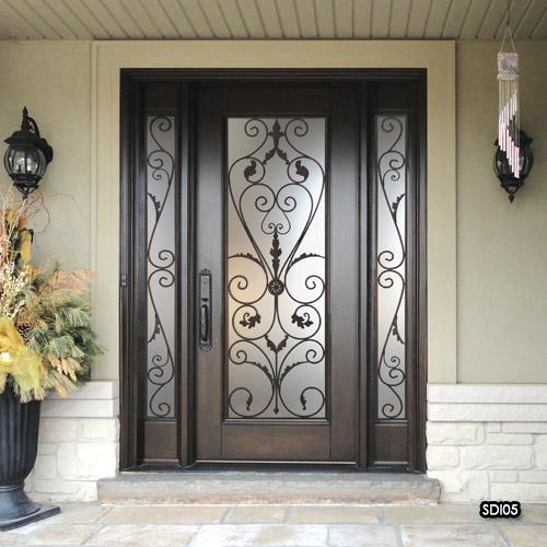 ... Sealed Door Inserts ...